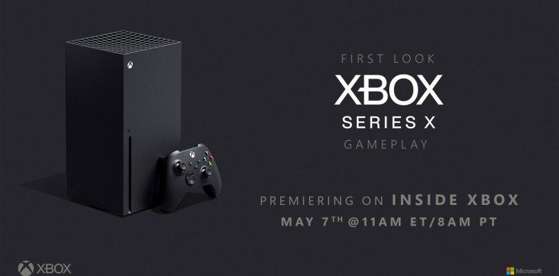 Xbox Series X: il 7 maggio verranno mostrati i primi gameplay