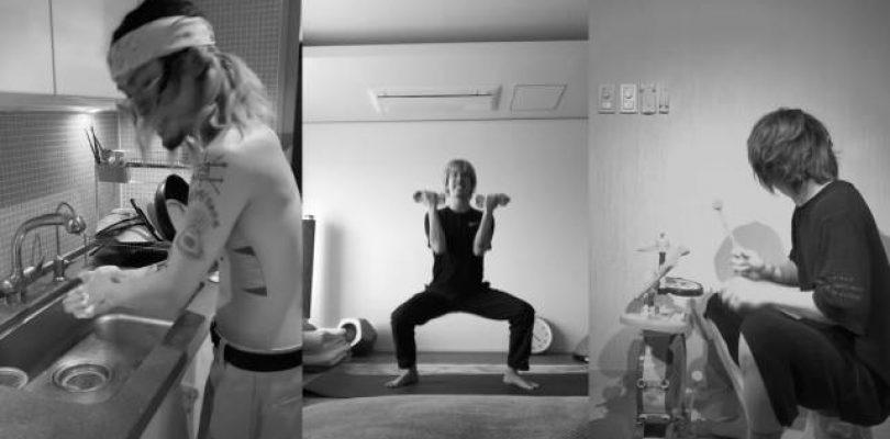 ONE OK ROCK: auto-parodia di Kanzen Kankaku Dreamer contro il COVID-19