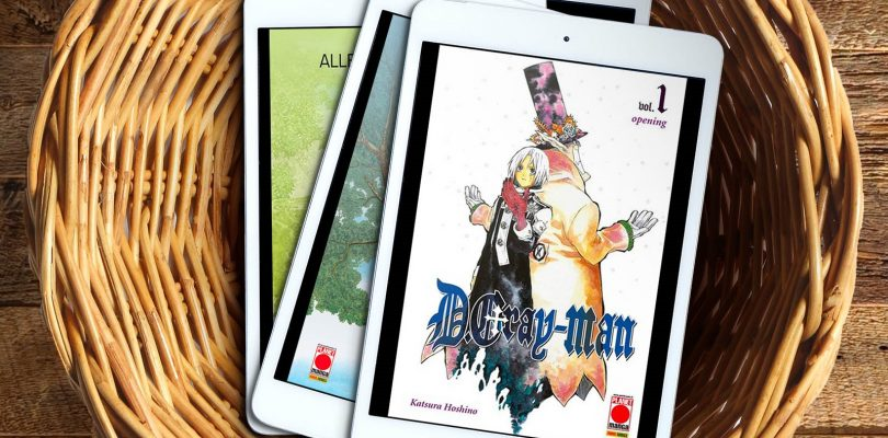 A CASA CON PANINI COMICS: i nuovi titoli Planet Manga a prezzo speciale