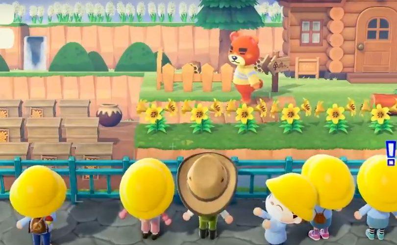 Animal Crossing: un giocatore trasforma la sua isola in uno Zoo