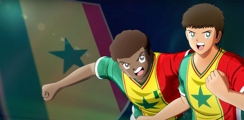 Captain Tsubasa: Rise of New Champions - Il Senegal debutta nel nuovo trailer