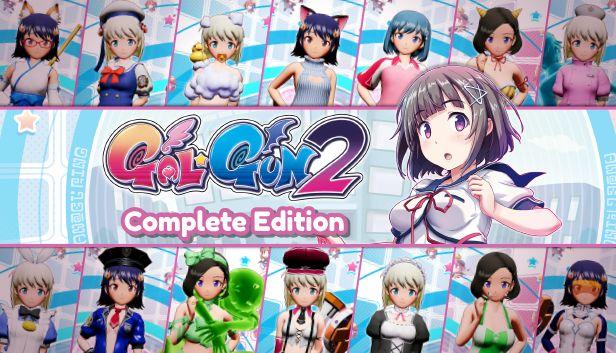 Gal*Gun 2 Complete Edition