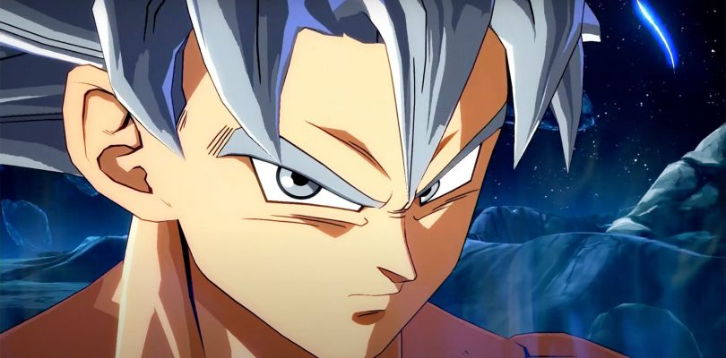 DRAGON BALL FighterZ: la data di uscita di Goku Ultra Istinto