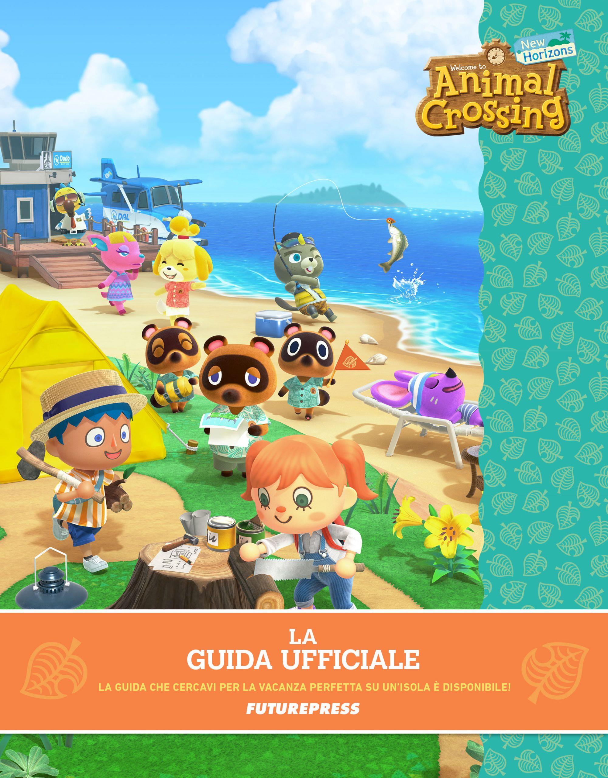 Animal Crossing: New Horizons - La guida ufficiale arriva in Italia