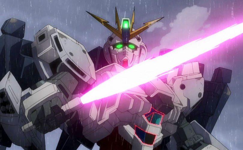 Mobile Suit Gundam NT- Recensione del lungometraggio animato