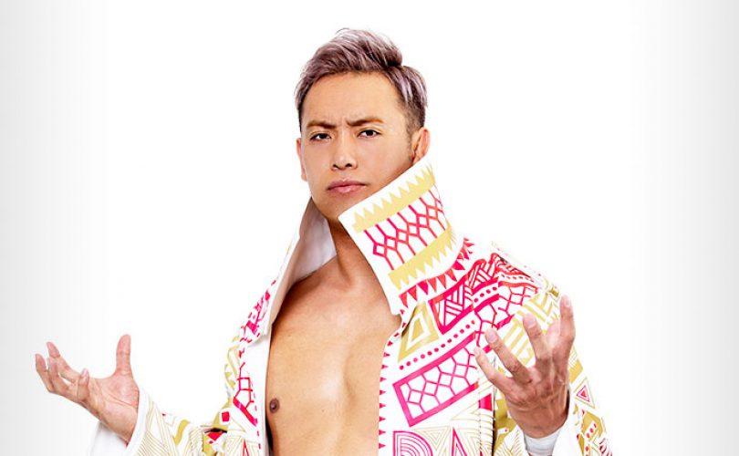 """Kazuchika Okada, noto nel circuito della New Japan Pro Wrestling col soprannome di """"The Rainmaker"""", ha donato 5 milioni di yen alla lotta contro il Coronavirus"""