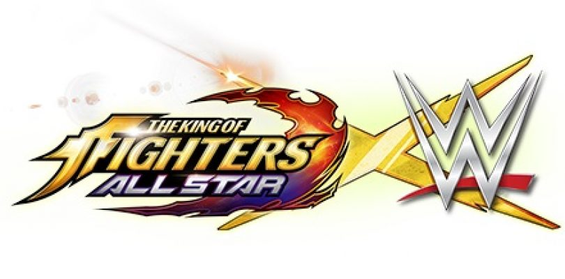 THE KING OF FIGHTERS ALLSTAR: Annunciata la collaborazione con la WWE