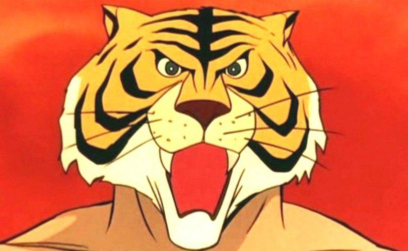L'Uomo Tigre diventa l'emblema dell'altruismo in Giappone