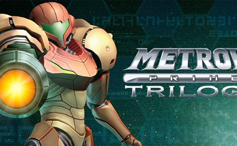 Metroid Prime Trilogy Nintendo Switch