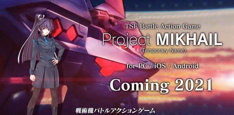 Muv-Luv: disponibile in rete un primo trailer per Project Mikhail