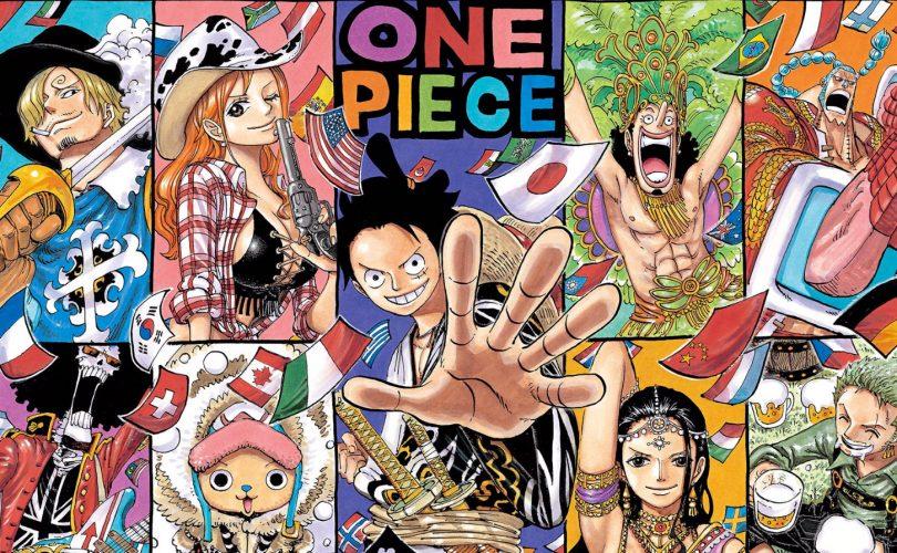 ONE PIECE: il messaggio di speranza di Eiichiro Oda