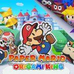 Paper Mario: The Origami King annunciato per Nintendo Switch