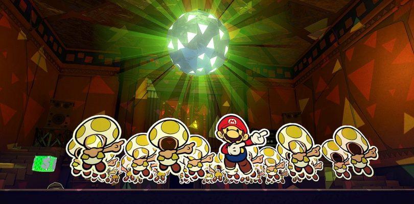 Paper Mario: The Origami King – Ecco tante nuove immagini