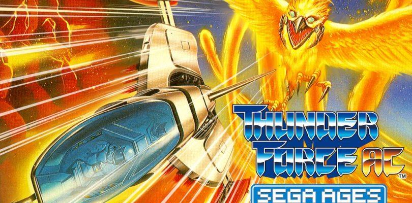 SEGA AGES: Thunder Force AC uscirà in Giappone questa settimana