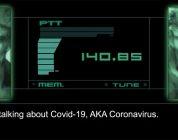 METAL GEAR SOLID, Snake (David Hayter) contro il coronavirus