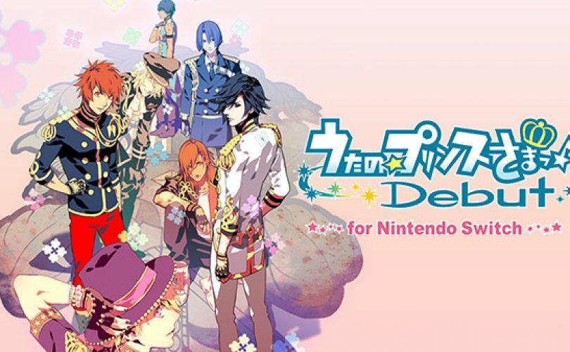 Uta no Prince-sama Debut per Nintendo Switch uscirà il 25 febbraio 2021 in Giappone