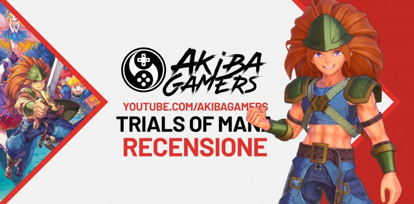 VIDEO Recensione – TRIALS of MANA