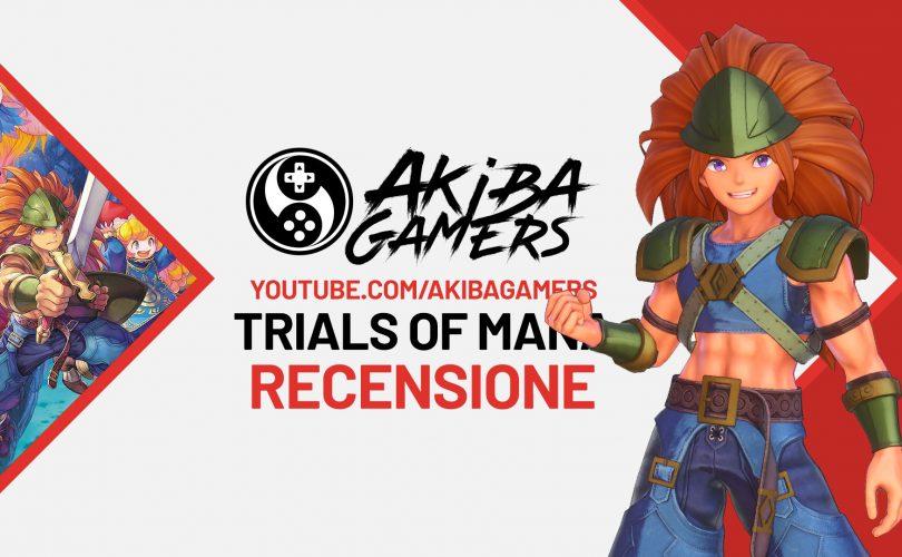 VIDEO Recensione – TRIALS of MANA