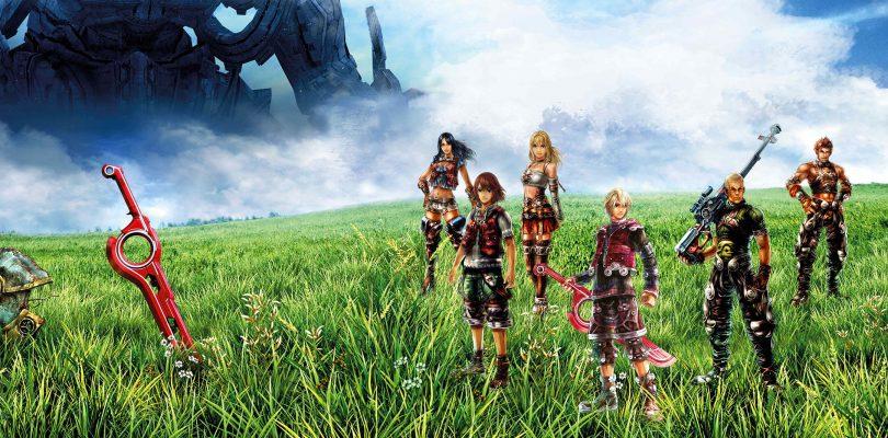 Xenoblade Chronicles: le versioni Switch, Wii e New 3DS a confronto
