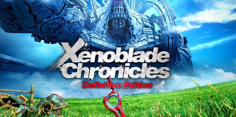 Xenoblade Chronicles: Definitive Edition - Anteprima