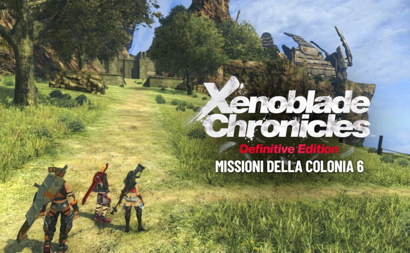 Xenoblade Chronicles: Definitive Edition - Missioni della Colonia 6