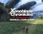 Xenoblade Chronicles: Definitive Edition - Missioni della Gamba di Bionis