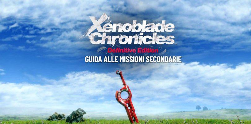 Xenoblade Chronicles: Definitive Edition – Guida alle missioni secondarie
