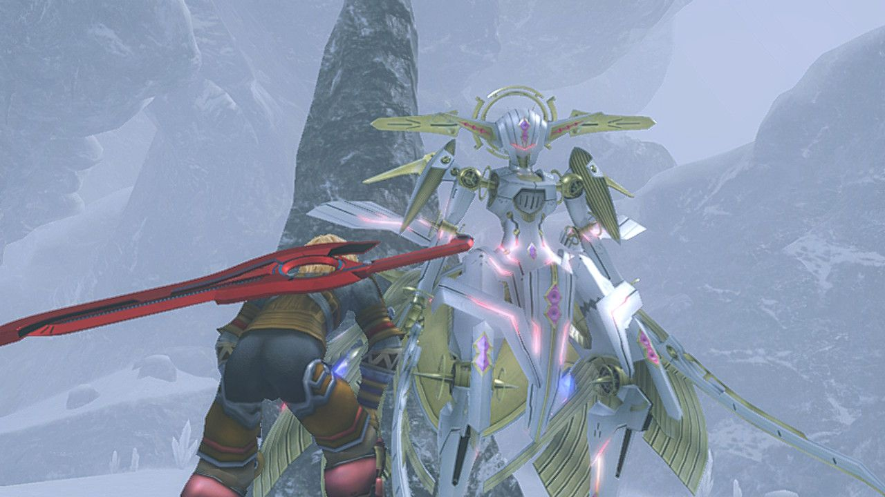 Il Face Nemesis in Xenoblade Chronicles: Definitive Edition