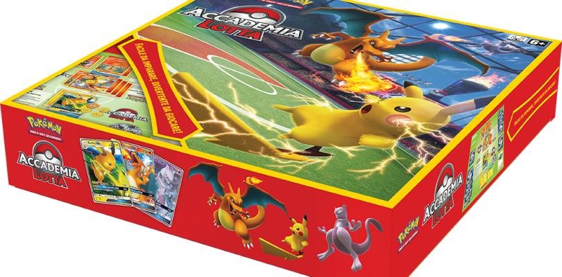 Pokémon: il gioco da tavolo Accademia Lotta è disponibile nei negozi
