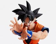 Son Goku inaugura la linea IMAGINATION WORKS di Tamashii Nations