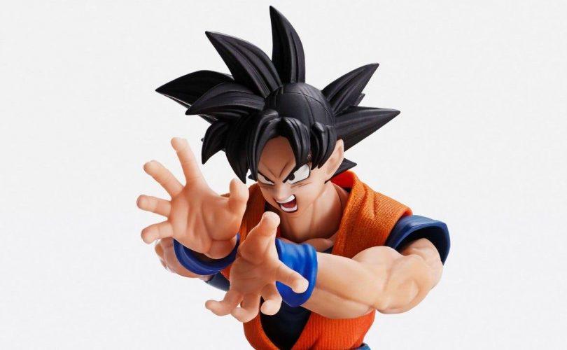 Son Goku inaugura la linea IMAGINATION WORKS di Tamashii Nations