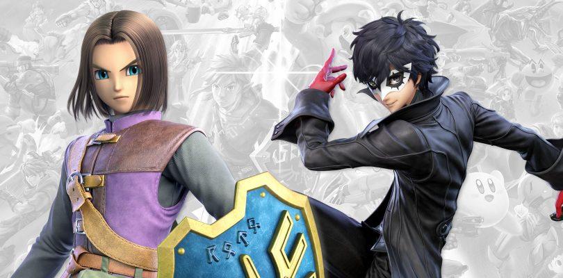 amiibo: annunciati JOKER (Persona 5) e l'eroe di DRAGON QUEST XI