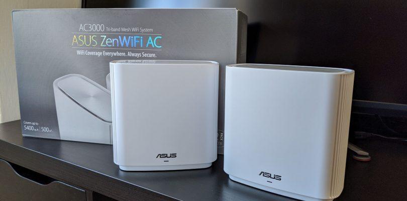 ASUS ZenWIFI AC (CT8) - Recensione del mesh kit Wi-Fi