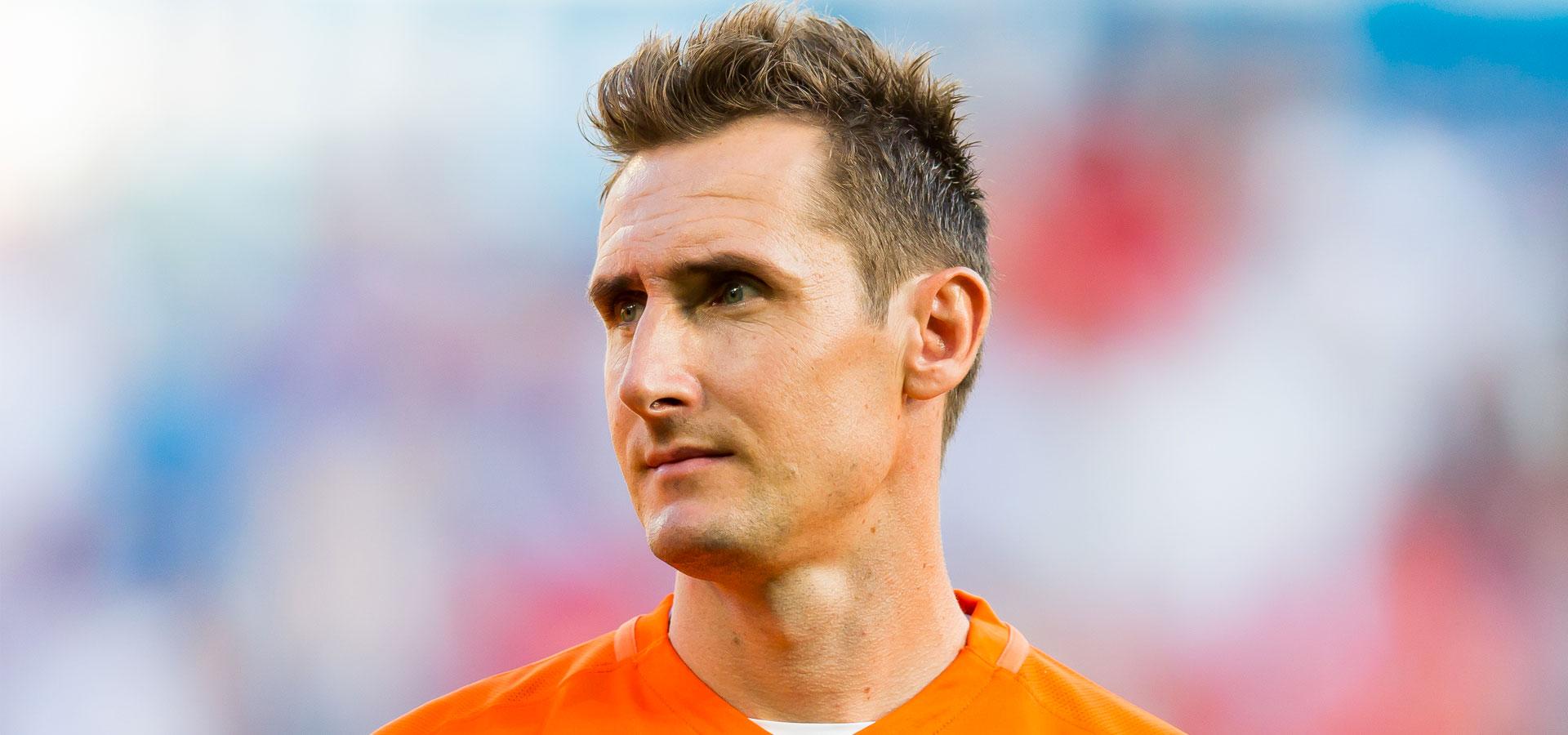 GERMANIA: Miroslav Klose