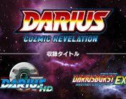 Darius Cozmic Collection 2 cambia nome e diventa Darius Cozmic Revelation