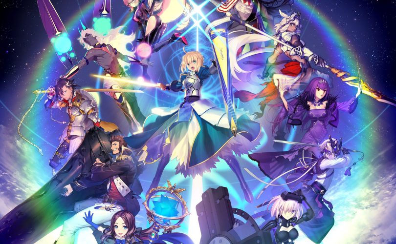 Fate/Grand Order Fes. 2020