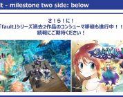 Fault – Milestone Two Side: Above e Mhakna Gramura and Fairy Bell annunciate per PS4 e Switch