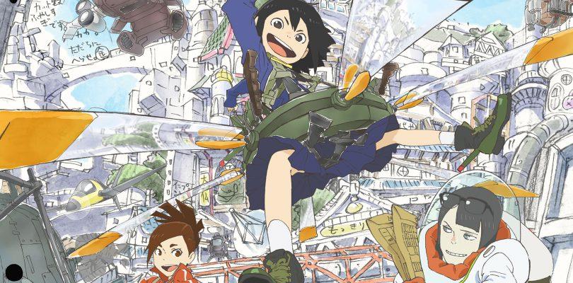 Keep Your Hands Off Eizouken! - Recensione della serie anime