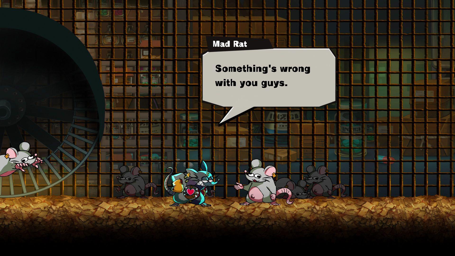 MAD RAT DEAD è il nuovo rhytmh game di NIS America