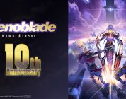 Xenoblade Chronicles: un'illustrazione per celebrare il decimo anniversario