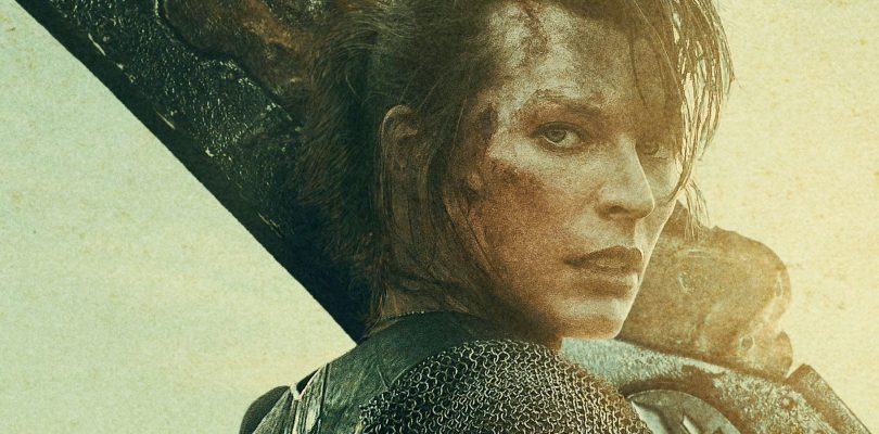 MONSTER HUNTER: diffusa una nuova immagine del film con Milla Jovovich