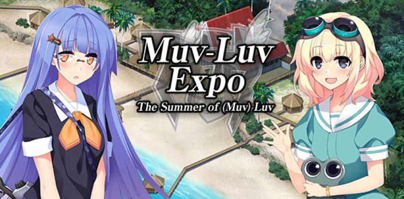 Muv-Luv Expo: svelato il programma dell'evento digitale