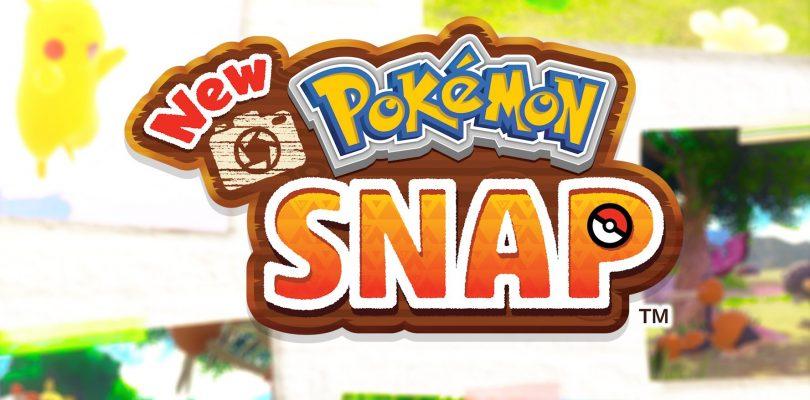 New Pokémon Snap annunciato per Nintendo Switch