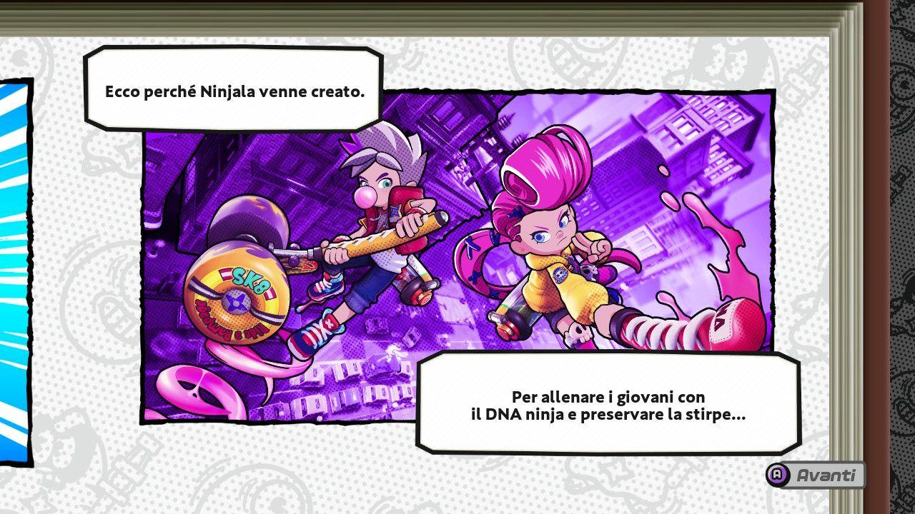 Ninjala, la recensione di Akiba Gamers