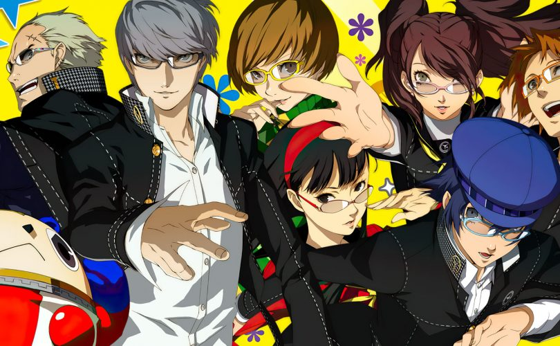 Persona 4 Golden su PC in offerta grazie a Instant Gaming