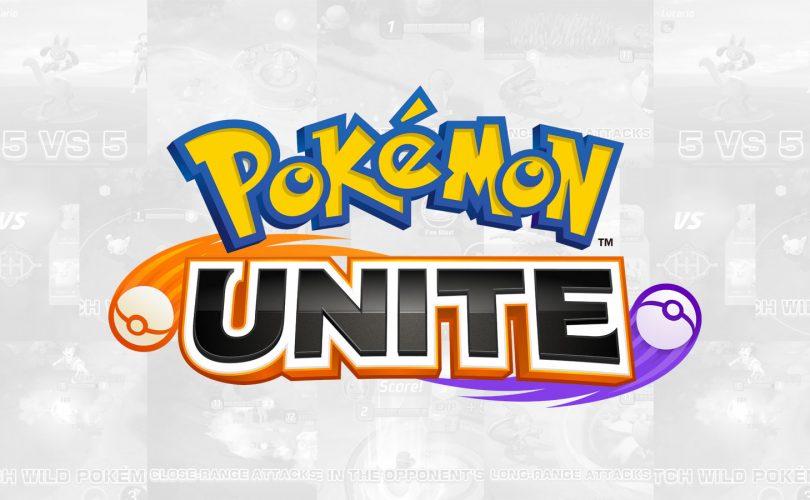 Annunciato Pokémon UNITE, il primo MOBA della saga