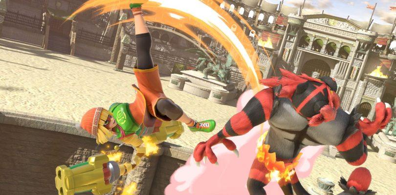 Super Smash Bros. Ultimate: Disponibile l'aggiornamento 8.1.0