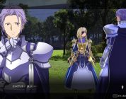 SWORD ART ONLINE Alicization Lycoris, gameplay per l'evento di Eldrie