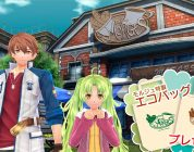 The Legend of Heroes: Hajimari no Kiseki – Lo shop di Falcom regala borse di tela