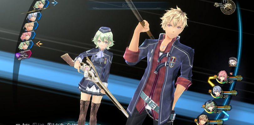 Trails of Cold Steel III per Nintendo Switch